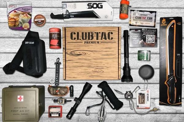 clubtac premium subscription box