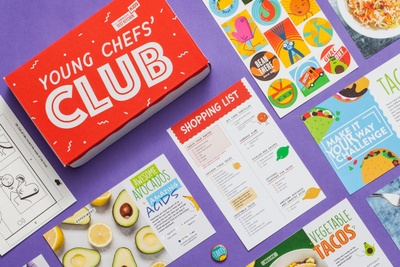 Young Chefs Club Young Chefs Club Subscription Box Cratejoy
