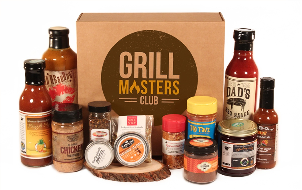 grill masters camping subscription box