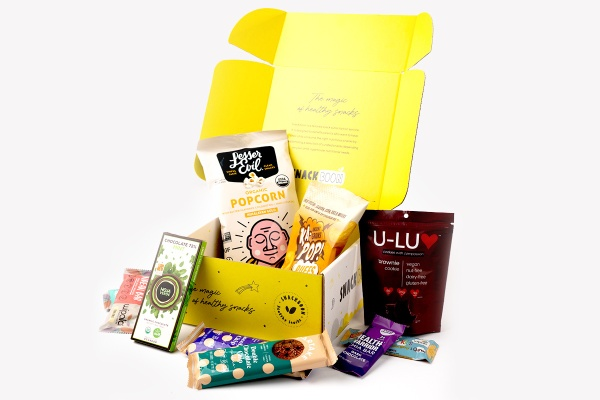 Healthy Snack Box Photo 1