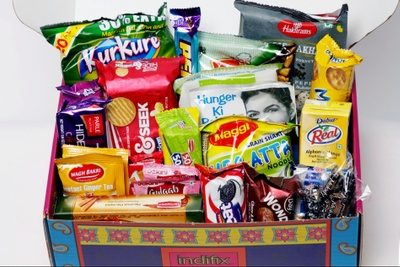 IndiFix - A Monthly Box of Indian Snacks & Treats Photo 3