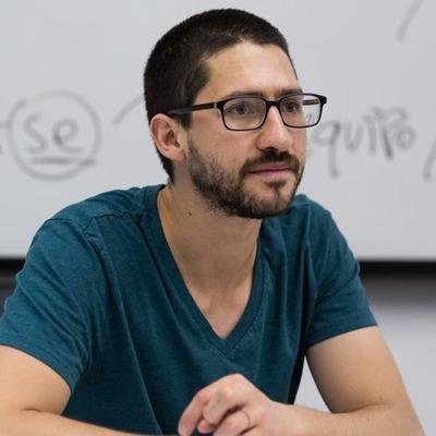 Nicolás Zuluaga, instructor at Berges Institute
