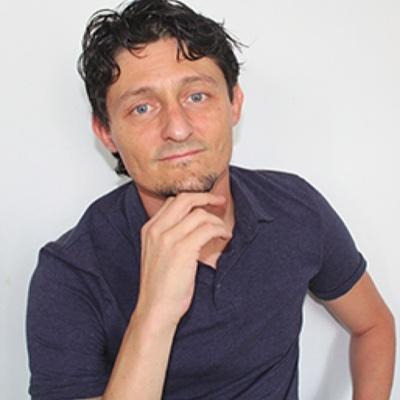 Alan Zuluaga, instructor at Berges Institute