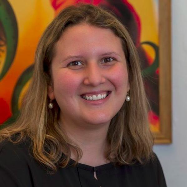 Eva Munankarmi, instructor at Berges Institute