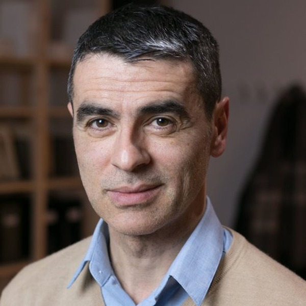 Juan Carlos Alvarez, instructor at Berges Institute