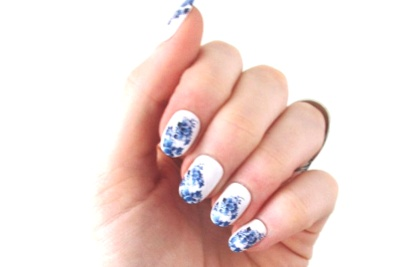 Ladies Nail Decals Subscription Box Photo 2
