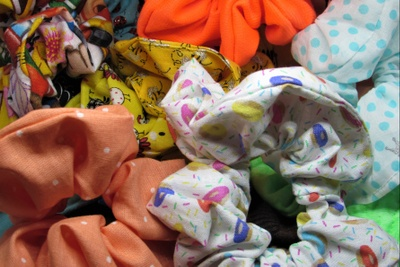 Bunches of Scrunchies Photo 3