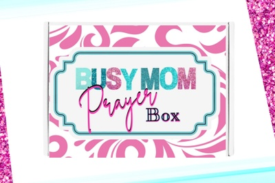 Busy Mom Prayer Box Photo 3