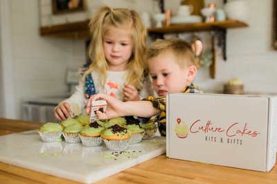 Culture Cakes Kit Photo 1