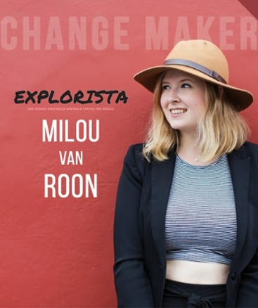 We're all jealous of Milou van Roon of Explorista.net who has made travel her full-time job! Today, she is sharing with us how she managed to make that happen and her plans for the future! Click to read now.