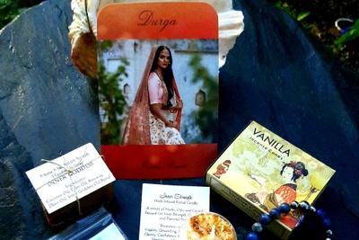 Goddess Empowerment Kit Monthly Subscription Photo 2
