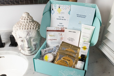 Loti Wellness Self-Care Box (USA) Photo 3