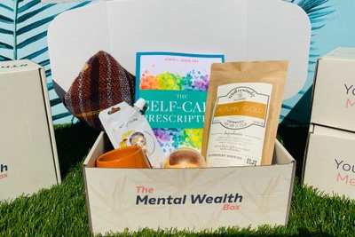 The Mental Wealth Box - Mental Health, Self-Care Subscription Box Photo 3