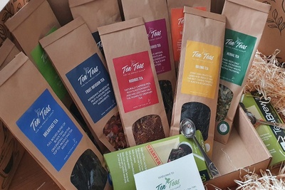 Eco-Friendly Ten Teas Explorer Box Photo 3