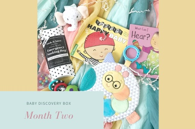 Baby Discovery Box Photo 3