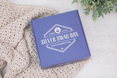 Silver Swag Box Photo 1