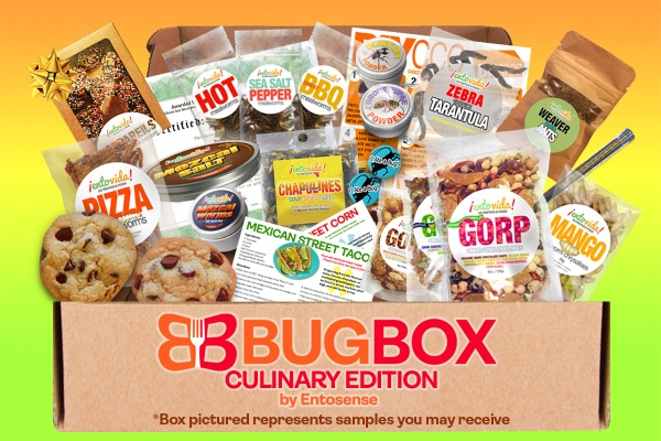Bug Box Subscription Photo 1