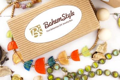 BohemStyle DIY Jewelry Box Photo 1