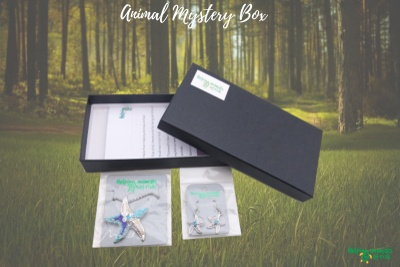Helping Animals At Risk Animal Jewelry Mystery Box Photo 2
