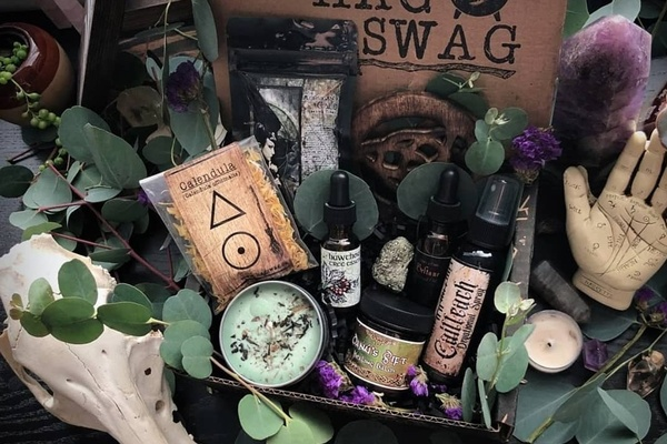 Hag Swag Box Photo 1