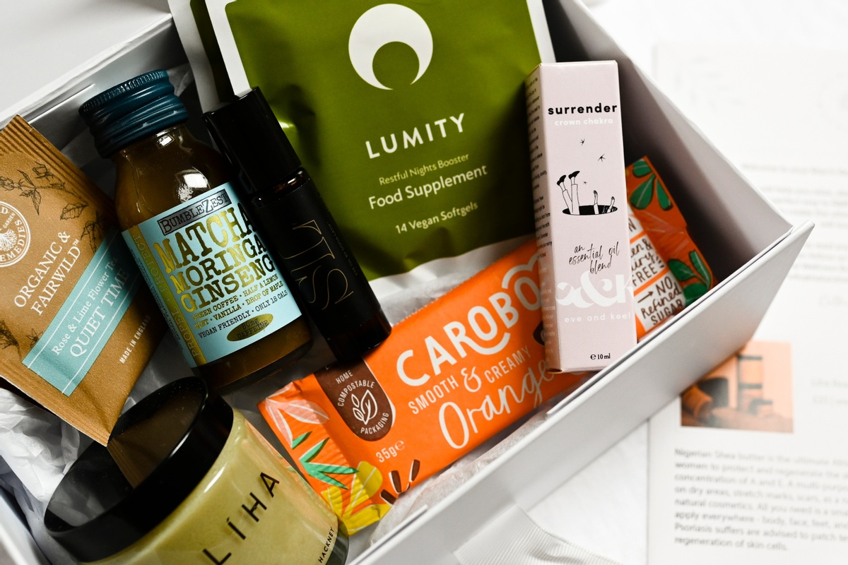 Natural Wellness Box Photo 1