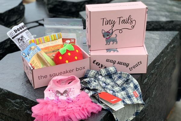 Tiny Tails Box Photo 1