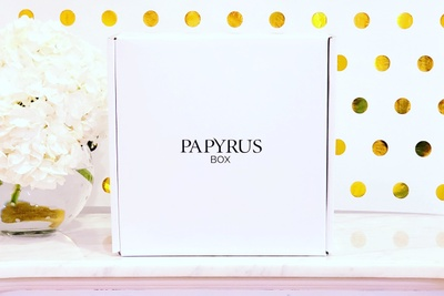 Papyrus Box Photo 1