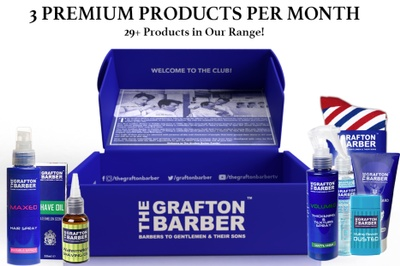The Gentleman's Grooming Package Photo 1