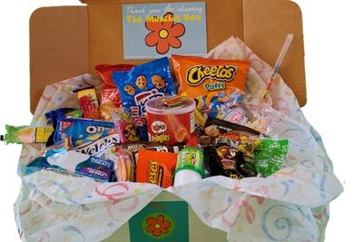 The Munchie Box - More than 30 Snacks per box! Photo 1