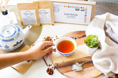 myteabox.ca monthly subscription Photo 3