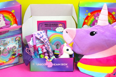 Unicorn Dream Box Photo 2