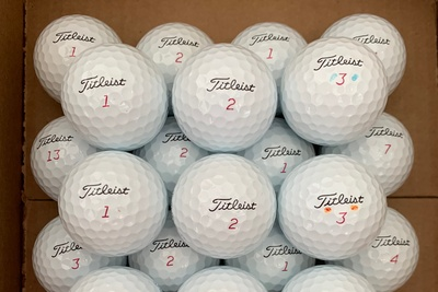On Par Golf Balls Photo 1