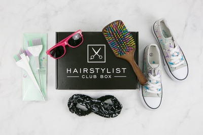 Hairstylist Club Box Photo 1