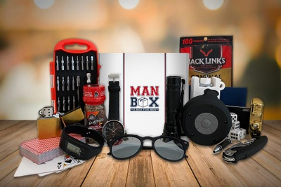 The ManBox Photo 1