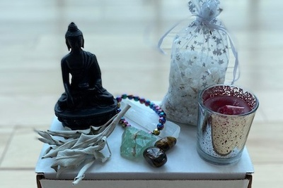LLBox Subscription Box for Crystal Healing & Inner Peace Photo 3