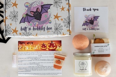 Bats and Bubbles Box Photo 2