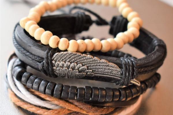 Stackable Urban Bracelets Photo 1