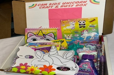 CAM Kids Craft Box Photo 1
