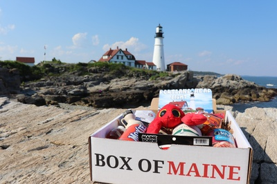 Box of Maine Photo 1
