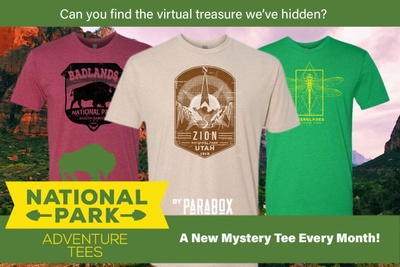National Park Adventure Tees Photo 1