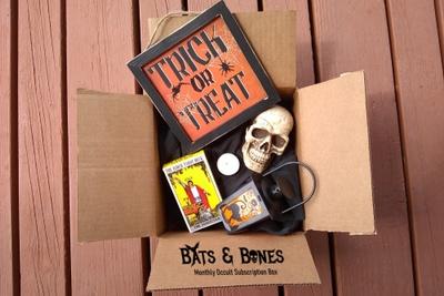 Bats & Bones Box Photo 1