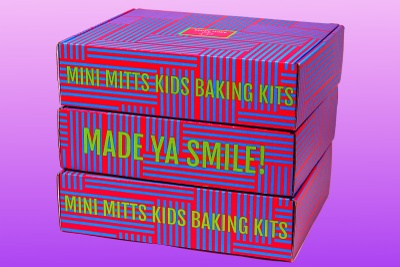 Mini Mitts Kids Baking Kits Photo 2
