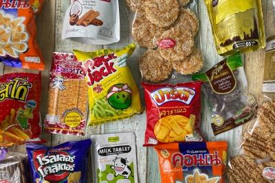 ASIAN Snack BOX Photo 2