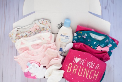 Queen Mommy Pregnancy Care Box Photo 2
