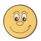 Applikation Gesicht, lachend, gelb