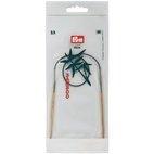 Rundstricknadeln, Bambus, 40cm, 3,50mm