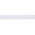 Elastic-Band, kräftig, 25mm, weiß, 10m