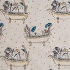 Canvas Badewannen - beige
