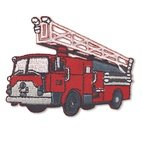 Applikation Feuerwehrauto