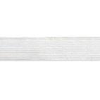 Kräusel-Elastic, 40mm, weiß, 20m
